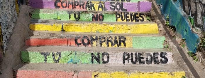 Escalera de Colores (Templeman) is one of Valparaiso / 2013.