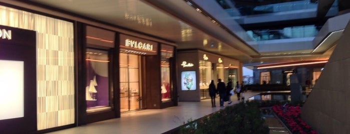 BVLGARI / BULGARI is one of Lugares favoritos de Szny.