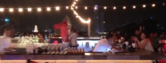 Tantalo Hotel / Kitchen / Roofbar is one of Encounter cont'd.