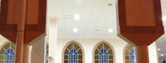Masjid Jamek Al-Imam Al-Ghazali is one of malaysia/KL.