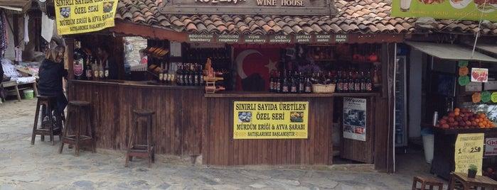 Köylüm Şarap Evi is one of ⭐️Favorito Mavorito⭐️.