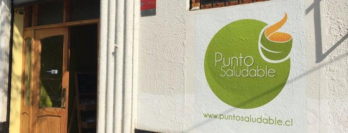 Punto Saludable is one of Ruta Vegetariana.