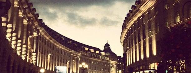 Regent Street is one of Trips / London.