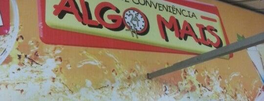 Algo Mais is one of Helem : понравившиеся места.