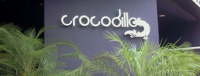 Crocodillo Club is one of Lugares guardados de Fabio.