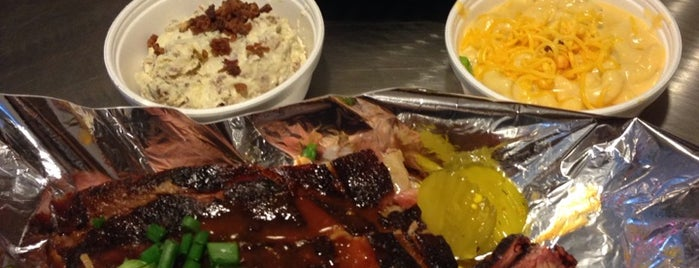 Rollin Smoke Barbeque is one of Vegas: eat like a local.