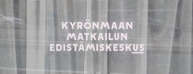 Kyrönmaan matkailun edistämiskeskus is one of Orte, die Piritta gefallen.