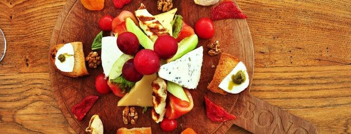 Mares Restaurant is one of Posti che sono piaciuti a Özge.