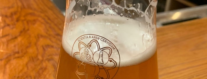 The Alementary Brewing Company is one of NJ Breweries.
