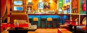 Milk Bar & Bistro is one of Barcelona´s Coolest Bars.