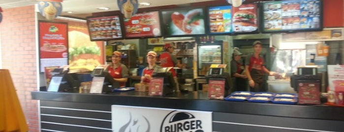Burger King is one of Restaurant.