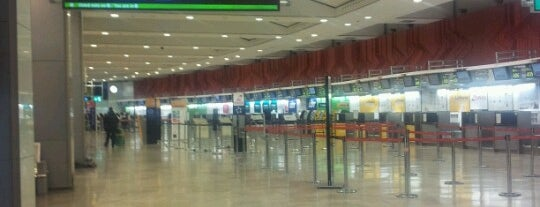 Терминал 2 is one of cuadrodemando : понравившиеся места.