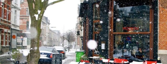 OOST is one of Favourite spots in Antwerp.