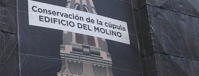 Confitería del Molino is one of To Do in BA.