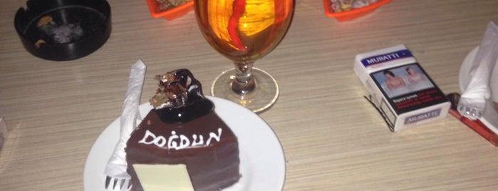Alinda Cafe Ve Türkü Evi is one of Klub 2.