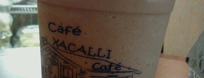 Kaapeh Xacalli is one of Cafeterías.
