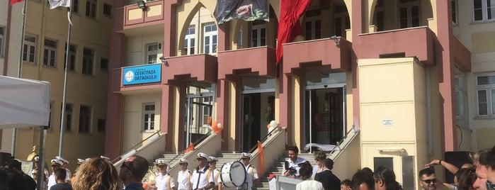 Cevatpaşa Ortaokulu is one of Posti che sono piaciuti a Tayfun.