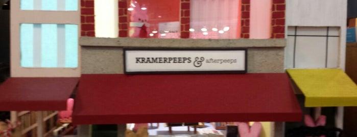 Kramerbooks & Afterwords Cafe is one of Washington DC.