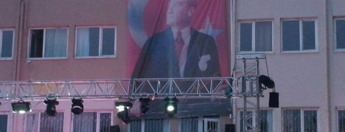 Hacı Malike - Mehmet Bileydi Anadolu Lisesi is one of 2018 Liseler Spor Tesisleri.