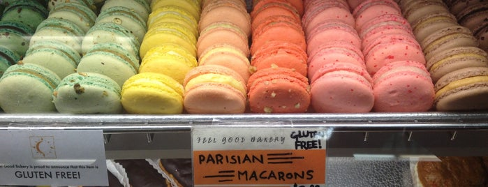 Feel Good Bakery is one of Tempat yang Disimpan N9uyen.