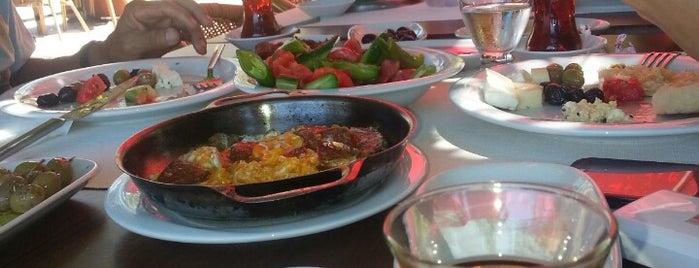 Ağaçlı Restaurant Köy Kahvaltısı is one of AYDIN.