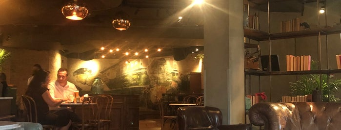 Nola Eatery & Social House is one of Dubai.