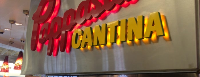 Pappasito's Cantina is one of Orte, die Anthony gefallen.