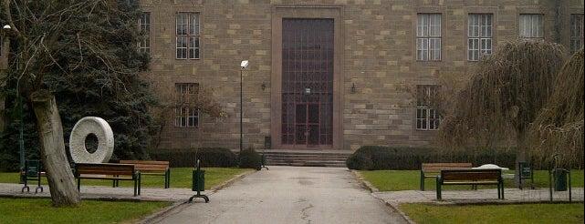 Ankara Üniversitesi is one of Ankara'daki Üniversiteler.