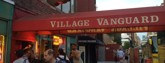 Village Vanguard is one of NYC Outings.