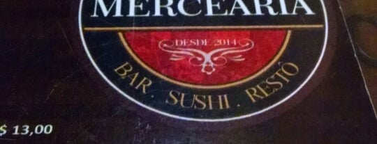 Mercearia Bar is one of Arthurさんのお気に入りスポット.