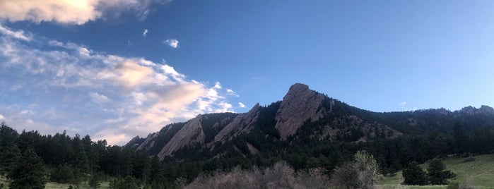 Chautauqua Park is one of Boulder.
