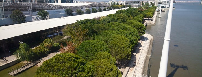 Jardins Garcia de Orta is one of LIS.