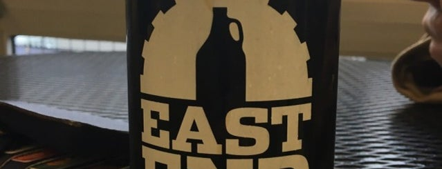 East End Brewing Co. is one of Pittsburgh.