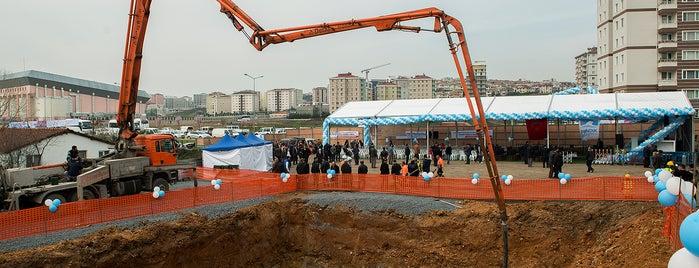 Harmandere Konutları İnşaatı is one of Konut Projeleri.