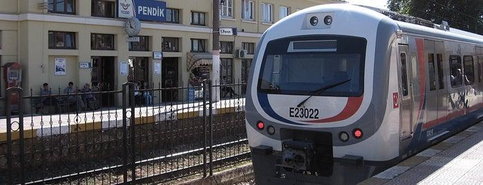 Tren İstasyonları - Pendik