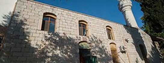 Hilmi Abbas Paşa Camii is one of Guven'in Beğendiği Mekanlar.
