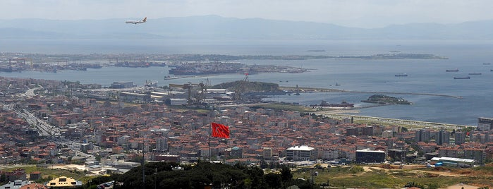 Pendik is one of En çok check-inli mekanlar.