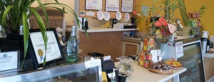 Lilikoi Cafe is one of HI food.