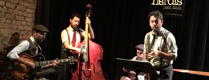 Nardis Jazz Club is one of Istanbul, Turkey.