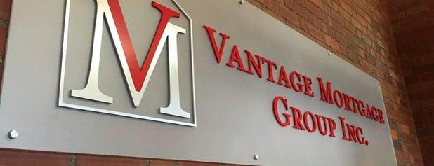 Vantage Mortgage Group is one of Orte, die Thirsty gefallen.