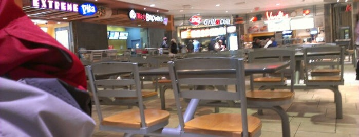 Avalon Mall Food Court is one of Loredana's Liked Places.