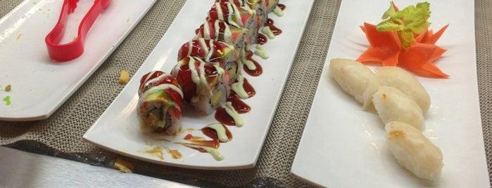 Tokyo Sushi Hibachi & Supreme Buffet is one of Tempat yang Disimpan Pete.