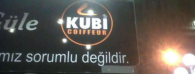 Kubi Coiffeur is one of Lieux qui ont plu à Gulsah.