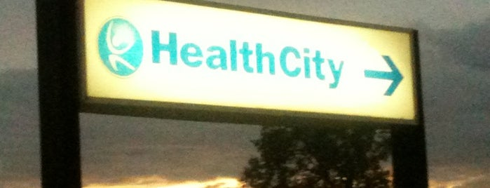 HealthCity is one of Fabriceさんのお気に入りスポット.