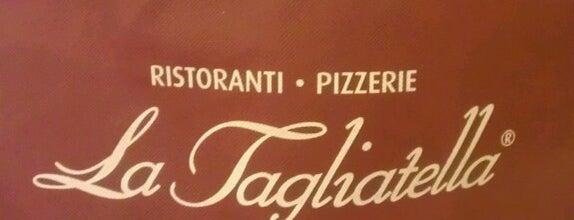 La Tagliatella is one of Visitar.
