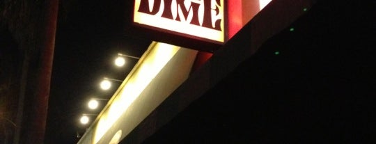 The Dime is one of SoCal Bars.