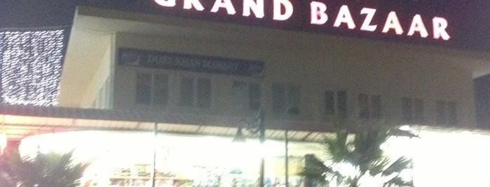 Alara Grand Bazaar is one of Lieux qui ont plu à Andrey.