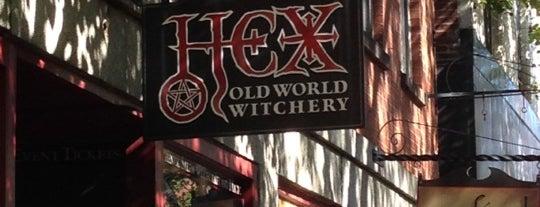 Hex: Old World Witchery is one of Posti che sono piaciuti a Sammy.