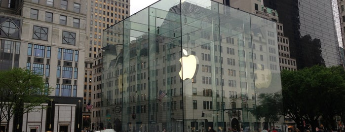 Apple Fifth Avenue is one of NYC TRIP.