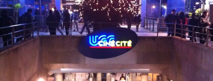 UGC Ciné Cité Bercy is one of willouさんのお気に入りスポット.